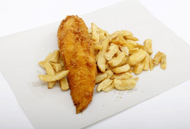 Happy birthday fish chips celebrating 150 years of a for Fish and chips newspaper