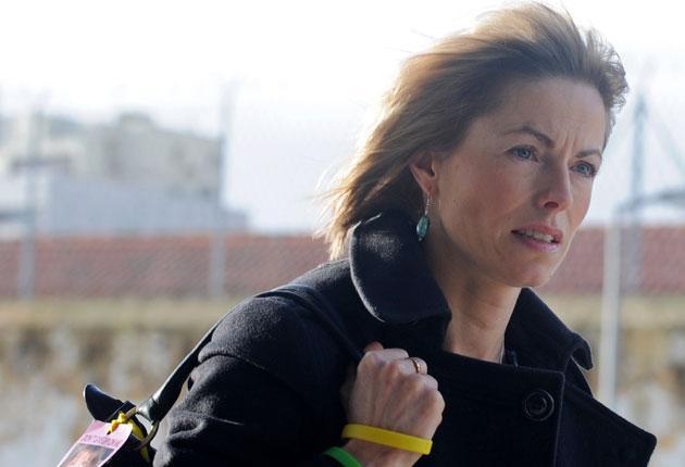 Kate McCann acknowledged that this week had taken its toll