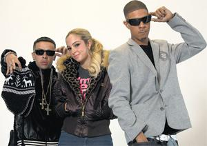 Home-grown hip-hop hitmakers N-Dubz have a history of trouble, most lately with 'death-texts' to a radio listener.
