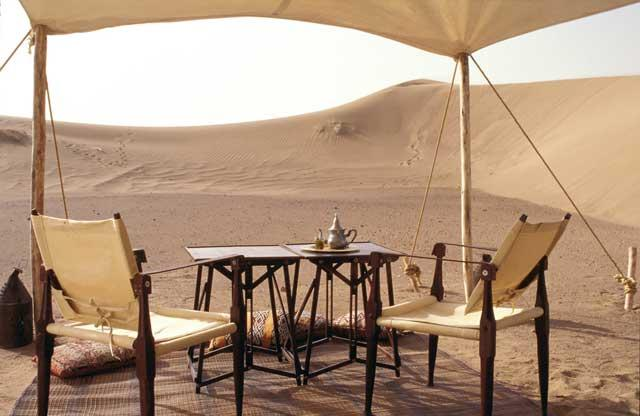 Oasis of charm: Lose yourself in the landscape at Dar Ahlam in Morocco