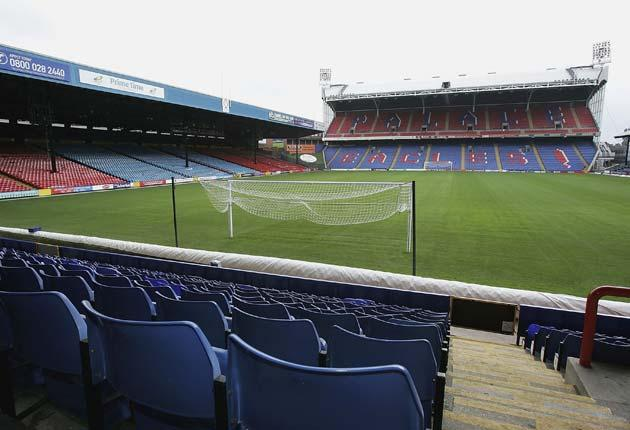 Crystal Palace had been looking for a buyer for some time