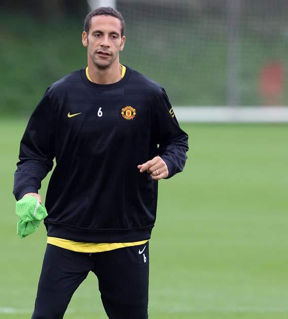 Ferdinand could face a longer ban if the appeal is unsuccessful
