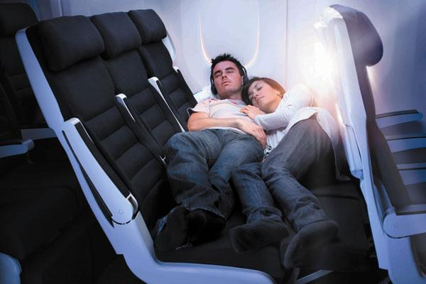Is this seat taken? Air New Zealand's Skycouch