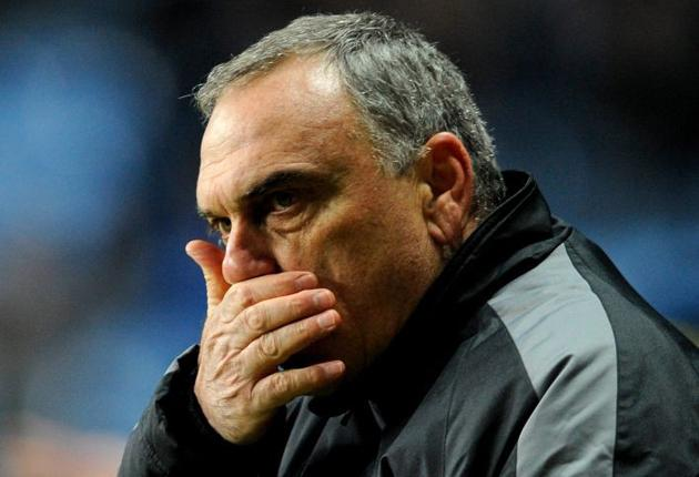 Avram Grant cancelled his weekly press conference yesterday