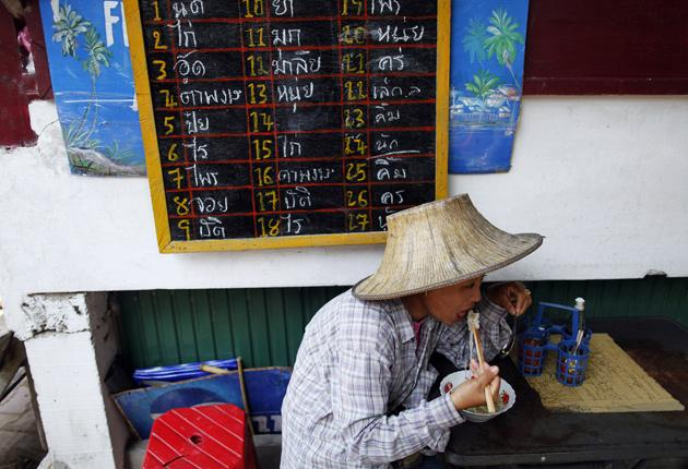 Taste test: Food served at street stalls and local eateries isn't only cheap, it's often top quality too