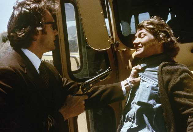 Feel the force: Dirty Harry