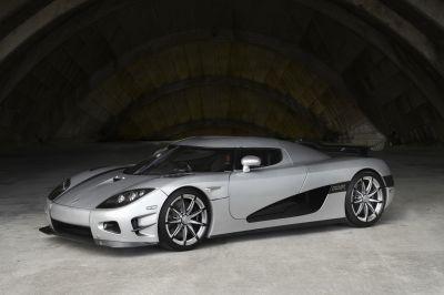 The Koenigsegg Trevita - the world's most expensive car