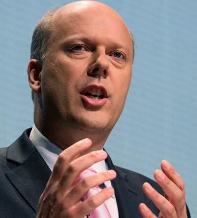 Chris Grayling likened life in Britain's inner cities to that in Baltimore, Maryland as portrayed in television series The Wire: 'When The Wire comes to Britain's streets, it is the poor who suffer most. It is the poor who are the ones who have borne the