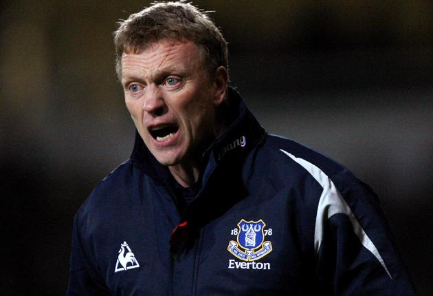 David Moyes has been facing Rafael Benitez for six years, the longest managerial rivalry on Merseyside since Bill Shankly and Harry Catterick