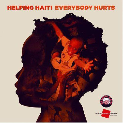 Today's release for the Haiti earthquake appeal came after Gordon Brown asked Simon Cowell to put his magic to good use