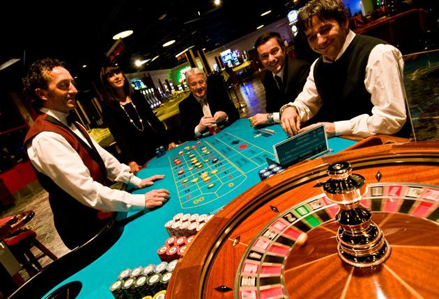 The study found that people with a damaged amygdala had a higher inclination to risk losing money as a result of reckless gambling