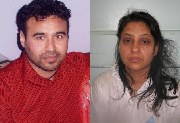 Lakhvinder 'Lucky' Cheema, from west London, was poisoned by Lakhvir Singh after attempts to stop him marrying another woman had failed