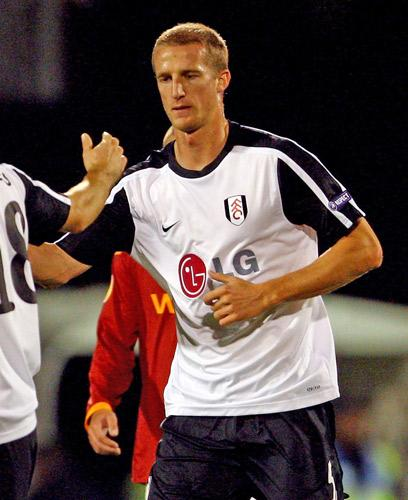 Fulham's Brede Hangeland has played a major part in the club's resurgence under Roy Hodgson