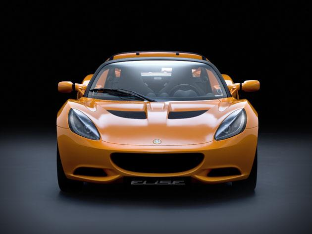The 'improved' Lotus Elise