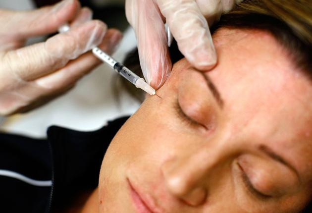 There are now as many as 5,000 clinics carrying out an estimated 200,000 Botox and filler treatments a year in the UK