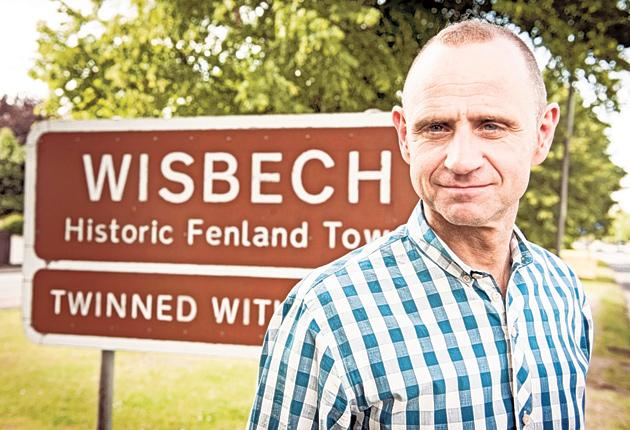 Evan Davis in Wisbech: 'The large Waterlees neighbourhood is a classic example of inner-city problems outside the city'