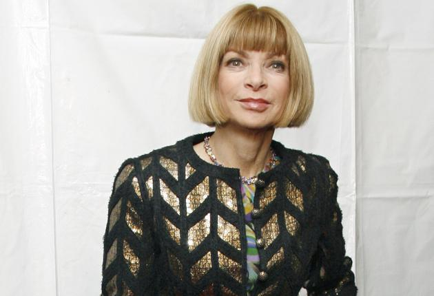 Ana Wintour, the editor of American Vogue, is to have her portrait displayed at the National Portrait Gallery