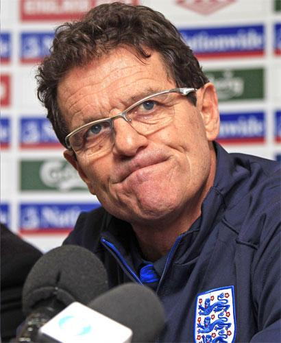 The England manager, Fabio Capello, insists he is confident that his players will be able to focus on the World Cup