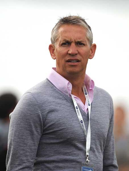 Lineker says: 'If I'd known how difficult it was to be a footballer, I'd have worked harder at school.'