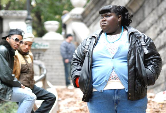 'Precious' starring Gabourey Sidibe, whose performance earnt her a Best Actress nomination