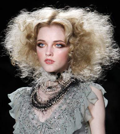 Creations by John Galliano for Christian Dior for autumn-winter 2010/2011