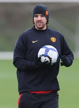 Owen Hargreaves has been out of action for 18 months but is due to play for Manchester United reserves against Manchester City on Thursday