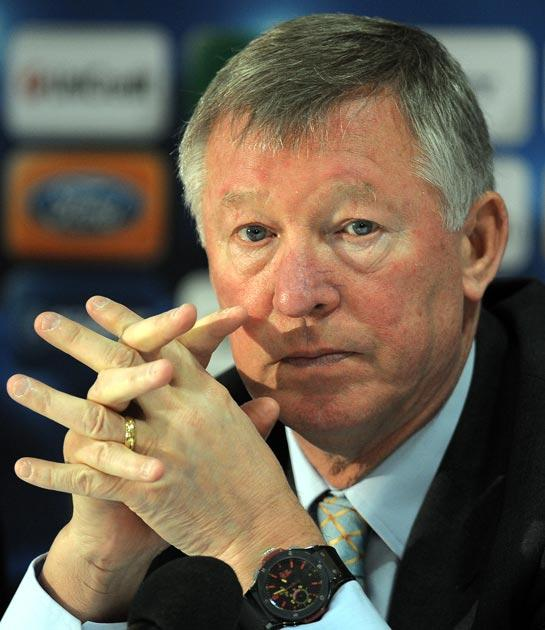 Ferguson does not expect the protests to disrupt his team