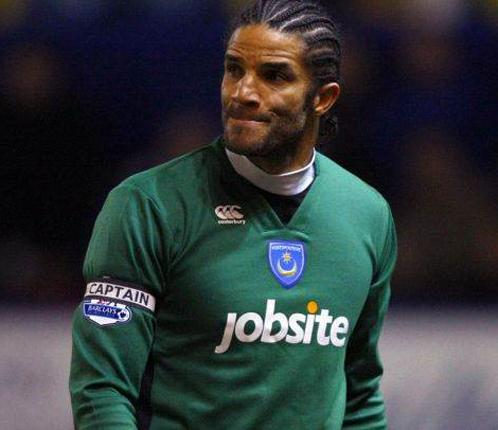 David James wants to help out some of Pompey's key backroom personnel