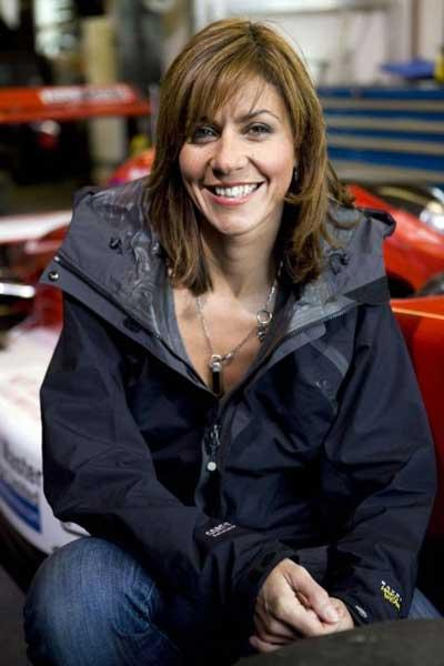 Julia Bradbury: 'You have to be sensitive to wherever you are, but inquisitive too'