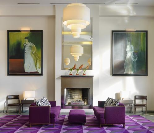 You could be the lucky winner of two nights' B&B at the five-star The Fitzwilliam Hotel in Dublin