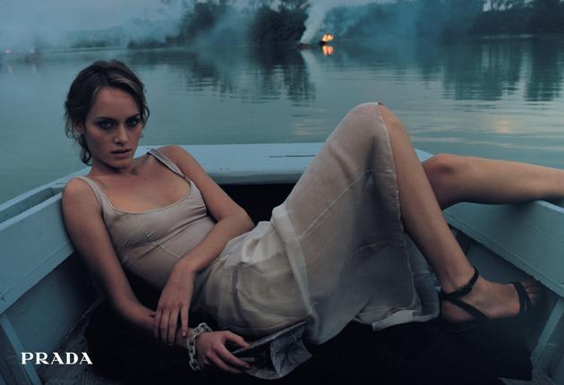 Prada's spring/summer 2000 campaign