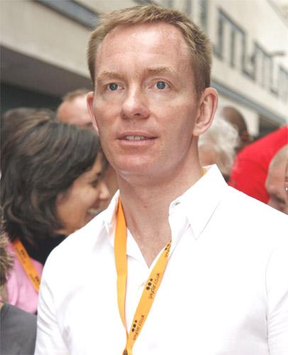 Chris Bryant: 'It's nice to know there is now no dividing line between straight or gay'