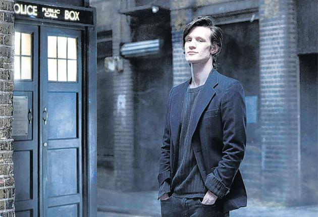 Seeing stars: Matt Smith, the 11th Doctor
