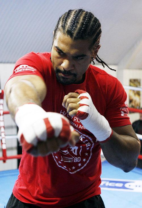 David Haye does not want to be remembered as a 'one-hit wonder'