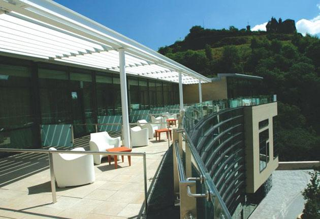 Win two nights' B&B in a deluxe room at the five-star Glasshouse