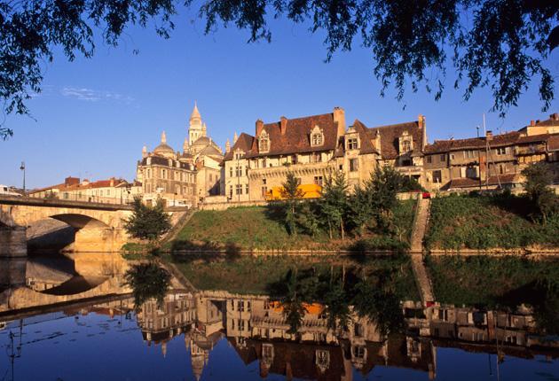 Police believe organised crime was lurking in the sleepy Dordogne