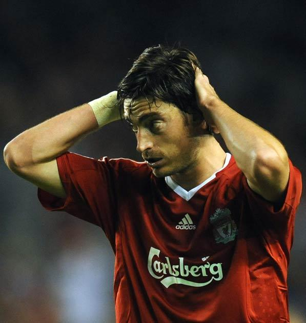 Riera looks to be heading to the exit door after speaking out against Benitez
