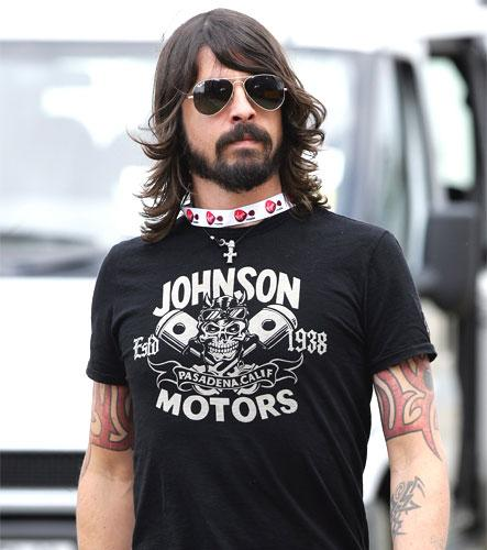 Dave Grohl was admitted to the emergency ward after a 'coffee binge'