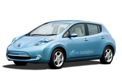 Hertz will rent the Nissan LEAF from early 2011
