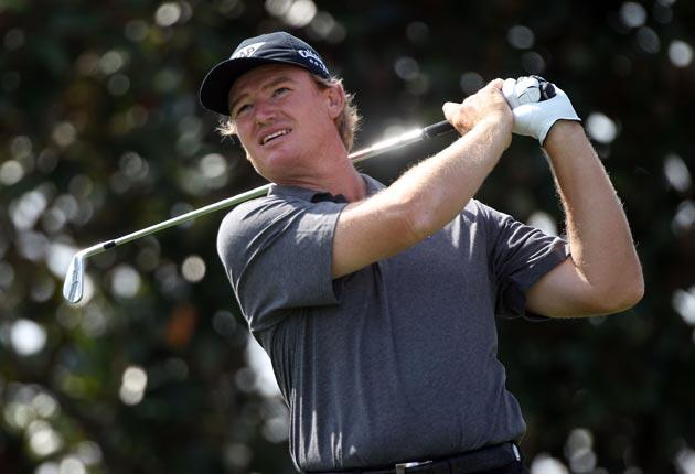 Ernie Els says constant talk about Woods has been damaging to the rest of the tour