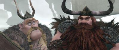 A still from 'How to Train Your Dragon'