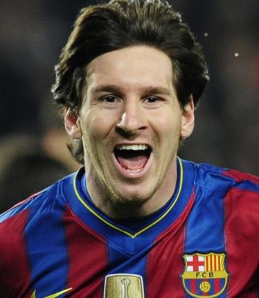 Messi: 'Something deep in my character allows me to take the hits and get on with trying to win'