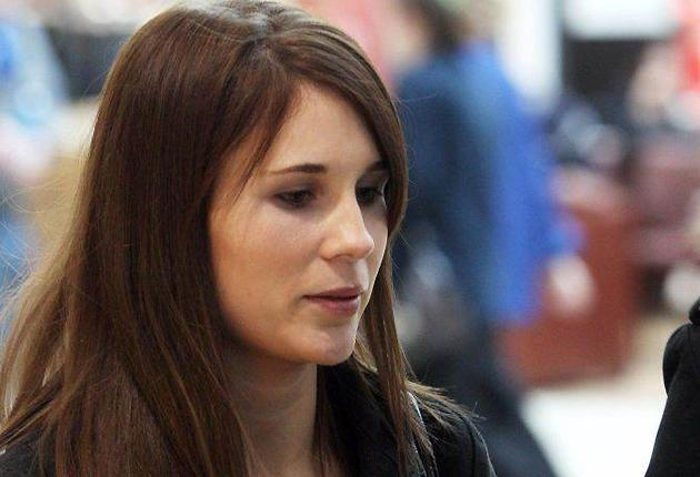 Heather Mill's former nanny Sara Trumble, who is seeking compensation