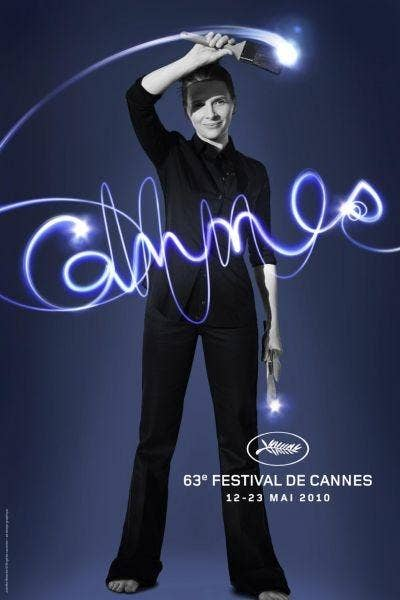 The 63rd Cannes Film Festival takes place May 12-23