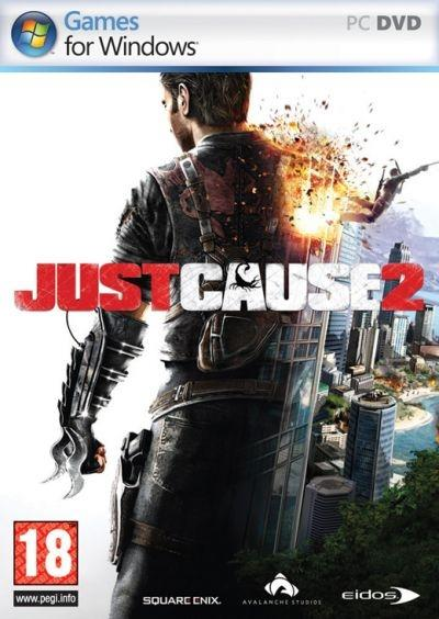 Just Cause 2 (PC version - also on Xbox 360 and PlayStation 3)