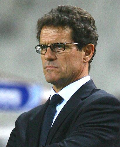 Fabio Capello was said to have employed Uri Geller to offer him medical advice