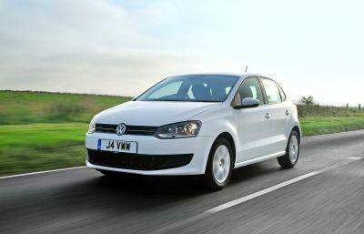 The VW Polo bucked the trend of declining sales, said JATO