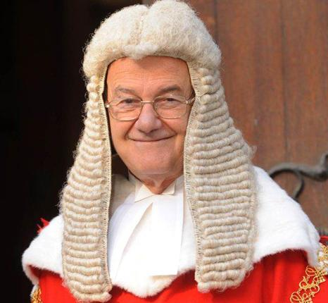 Lord Judge said the Supreme Court must have the final word on common law