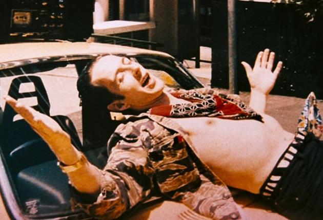 Comeback king: Joe Strummer of the Clash