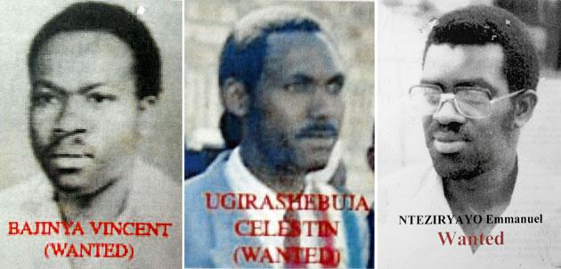 Three men arrested in Britain after being accused of involvement in the 1994 Rwandan genocide